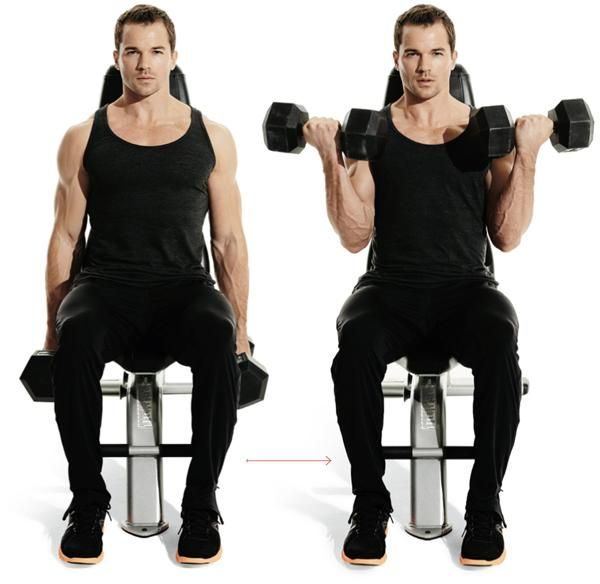 Exclusive Workout: Arms Like Mark Wahlberg - Men's Fitness