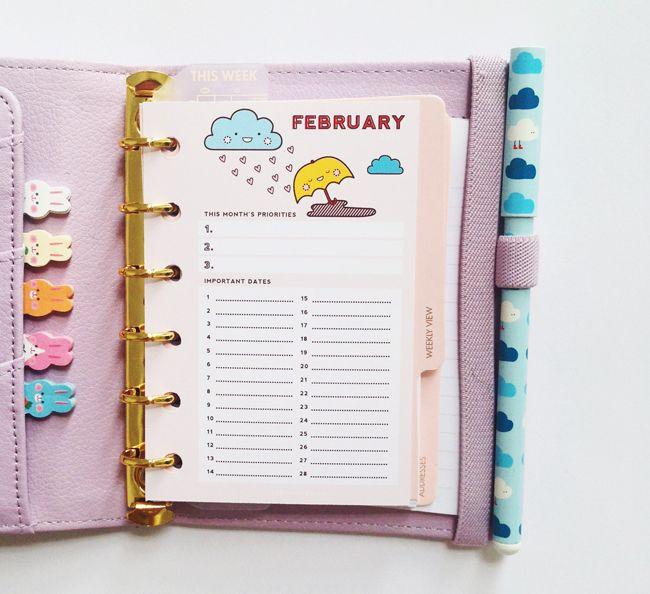 BFF Freebies: February 2015 Wallpaper Calendar Planner | DESIGN IS YAY!