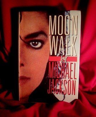 MOONWALK By MICHAEL JACKSON 1st Edition  Autobiography 1988 - http://www.michael-jackson-memorabilia.com/?p=2422