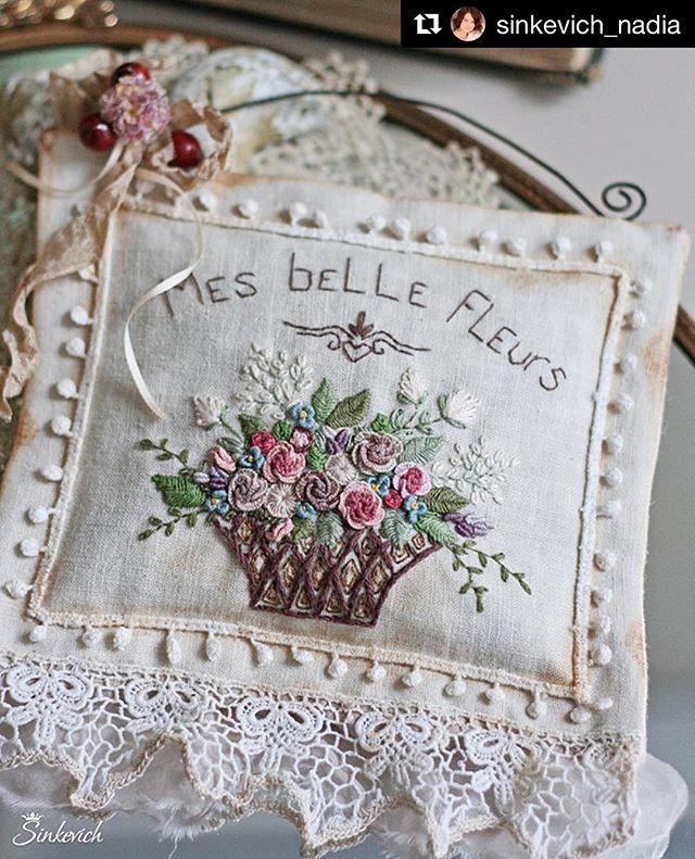@sinkevich_nadia #bordado #broderie #embroidery #ricamo #handembroidery #needlework