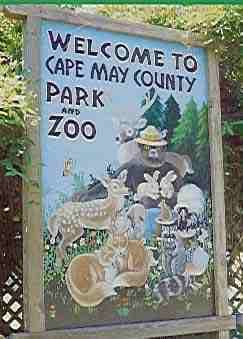 Great zoo, Cape May, NJ...before exit 10, but I had to include it...this free Zoo is awesome (however, it's kind to make a donation) in Cape May County 707 U.S. 9 Cape May Court House N.J. Great for both children & adults.