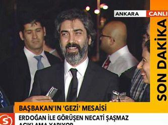 Necati Şaşmaz Gezi Parkı Konuşması