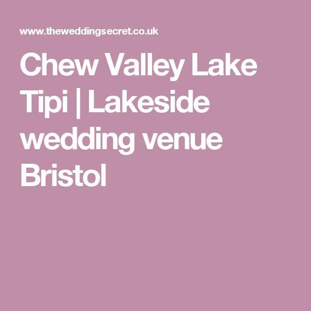 Chew Valley Lake Tipi | Lakeside wedding venue Bristol