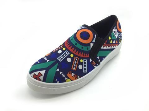 slip on / 2 barvy / 6003 - SapaBay - Maloobchod, kvalitní obuv, levné boty