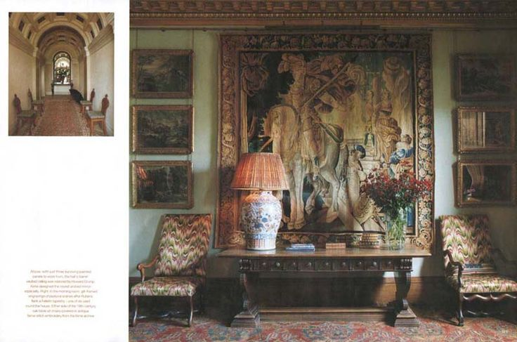The World Of Interiors October 2007 - Kime On Their Side