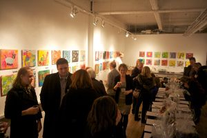 Thanks to all the young artists, parents, corporate donors and silent auction donors who offered their support for the Artbarn Scholarship Fund!