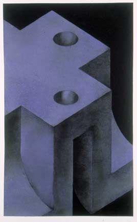 Component #1 by Robert Cottingham