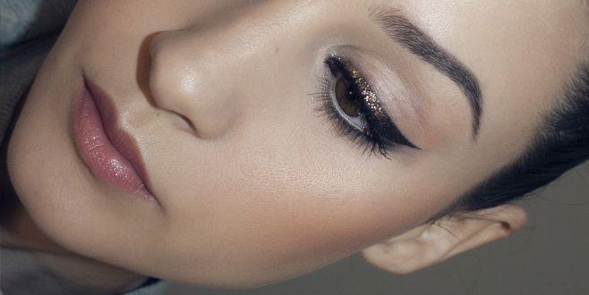 maquillaje sencillo nochevieja