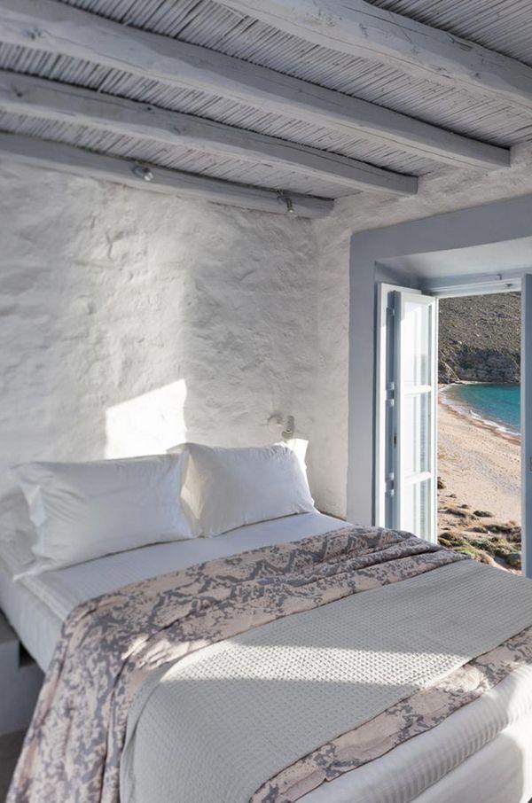 Coco-Mat Resort in Serifos, Greece