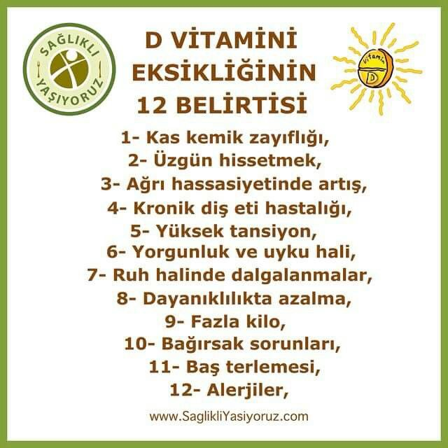 D Vitamini
