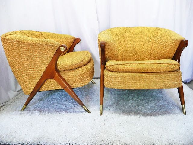 7 18 13 Dunbar Edward Wormley Cane Dining Chairs