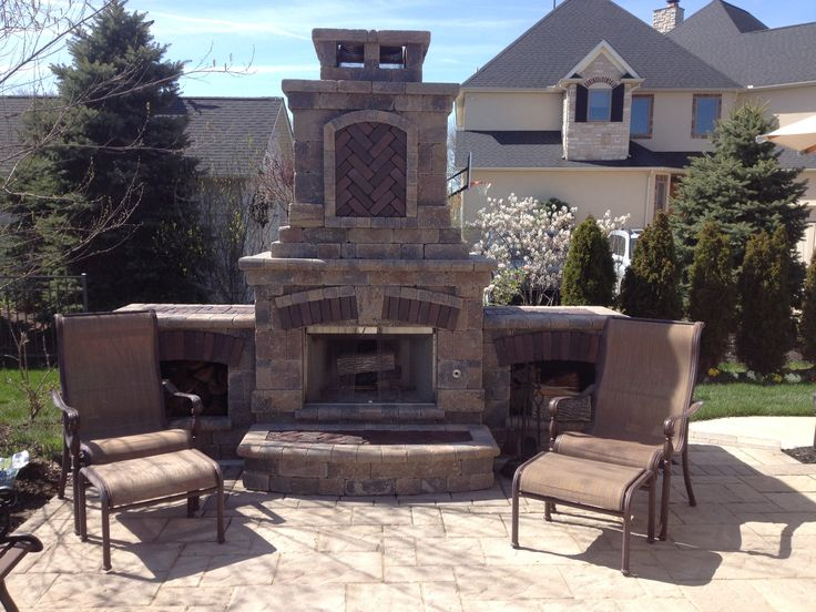 20 Best Images About Backyard Ideas On Pinterest Stones Fireplaces And Backyards