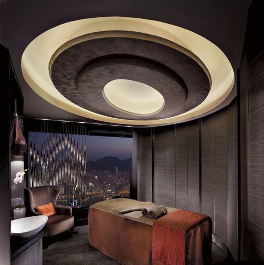 Spa by ESPA, the Highest Spa in the World, at Ritz Carlton Hong Kong