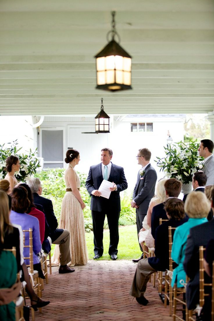 Rustic Wedding At The Rogers Mansion