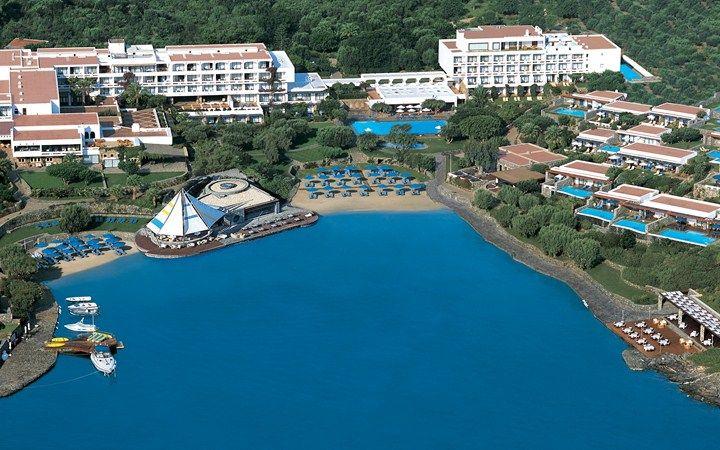 Elounda Bay Palace #Crete #Greece #Luxury #Travel #Hotels #EloundaBayPalace