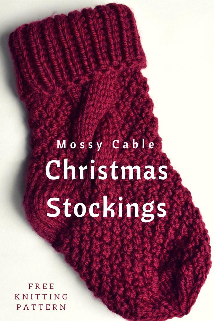 189 best Christmas Knitting Patterns images on Pinterest | Christmas ...
