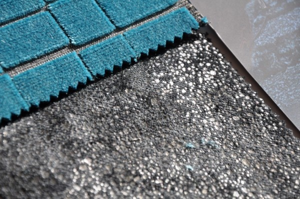 Gorgeous metalic fabric