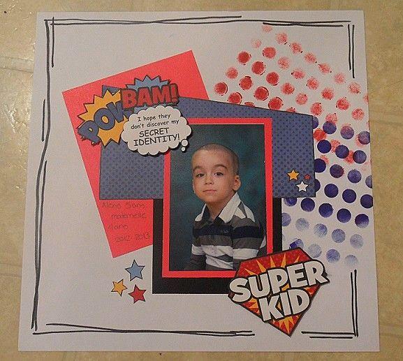 page super kid