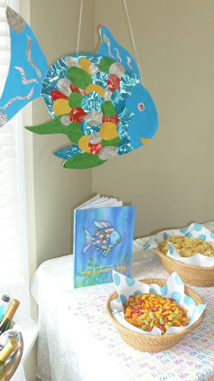 My Messmerized Life: Baby Shower: Childrenu0027s Book Theme