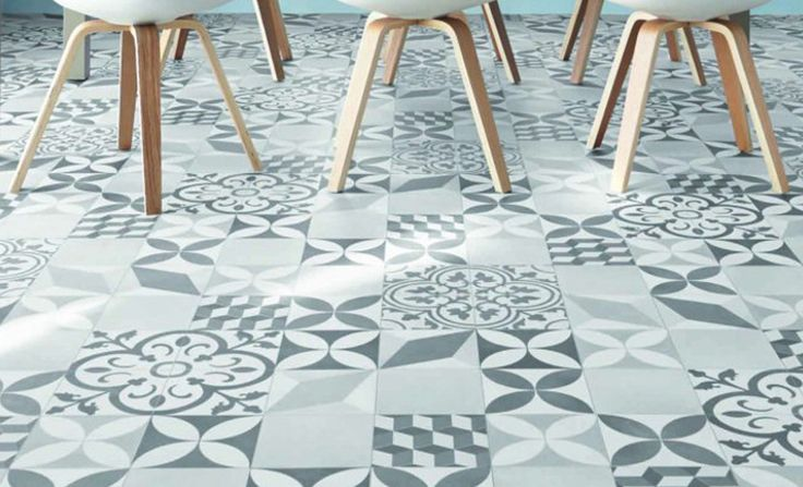 Lino carreau ciment St maclou 11€ m2 https://www.saint-maclou.com/collection-sols/sol-vinyle/les-sols-vinyles-aspect-carreaux-de-ciment/sol-vinyle-texas-new-carreau-ciment-gris-et-noir-rouleau-4-m.html