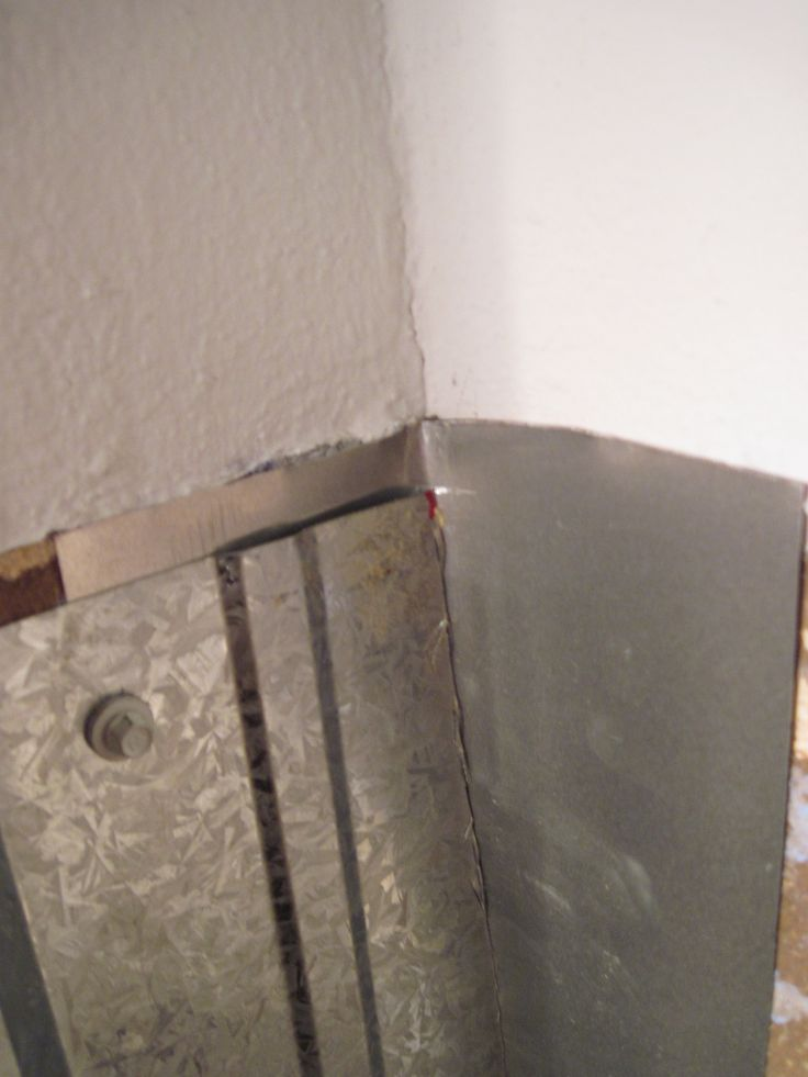 As we promised, here's our complete run-down on how we installed our galvanized shower surround. If you've followed us at all recently, you know we just upgraded our basement bathroom and took it f...