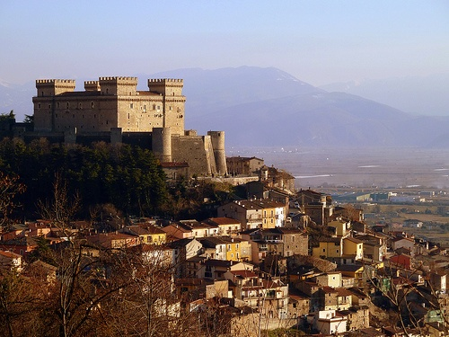 Celano, Italy - where my parents are from