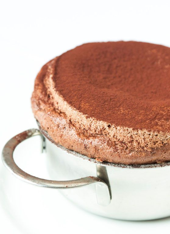 This chocolate soufflé recipe from Bruno Loubet is beautifully indulgent and is guaranteed to wow your guests.
