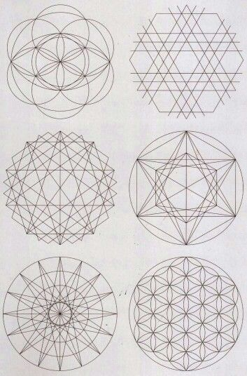 Sacred Geometry                                                                                                                                                                                 More