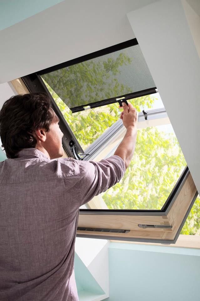 23 best roof windows skylights images on pinterest for How to clean velux skylights