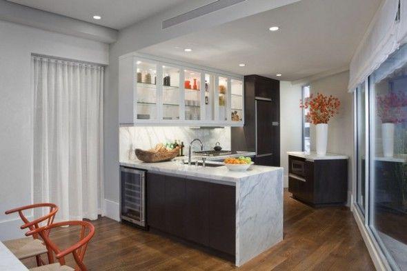 Modern Kitchen Apartment modern small kitchen design : modern kitchen furniture