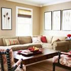 29 Comfortable Family Rooms  These casual family rooms illustrate many style options--all designed for relaxing. Browse through our photos to find ideas for decorating your family space! at Midwest Living