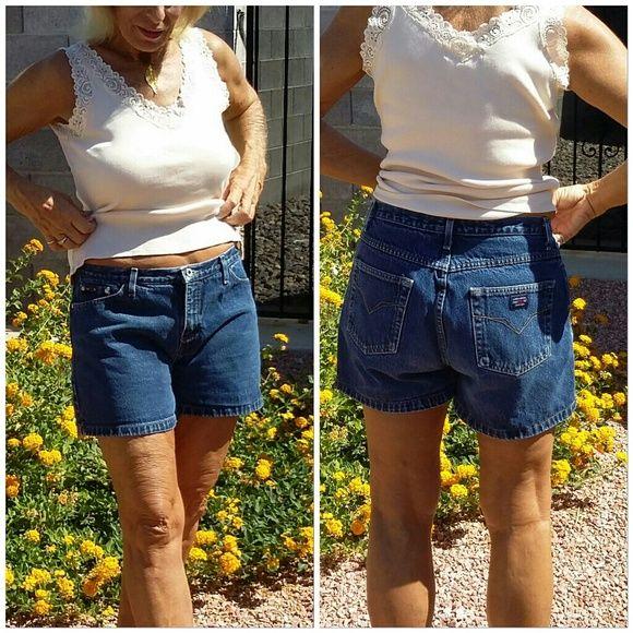 Denim shorts Denim shorts C'EST TOi Classic American    Shorts Jean Shorts