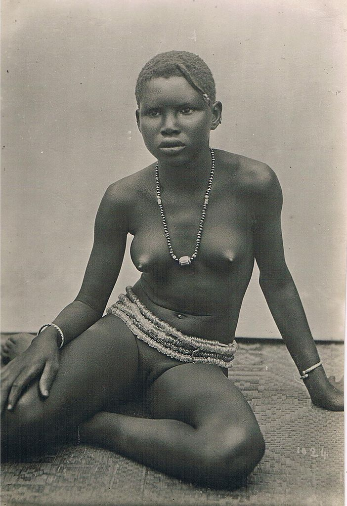 Have hit Naked african tribal ladies are
