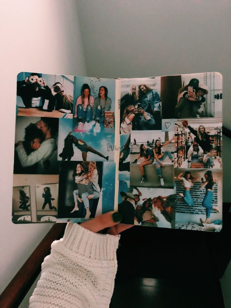 Have a book full of memories • pinterest: pindemi