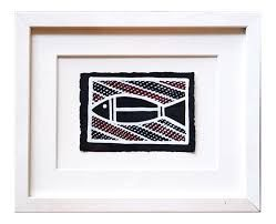 Image result for native art on canvas frames