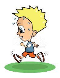 niños corriendo dibujo animado - Buscar con Google