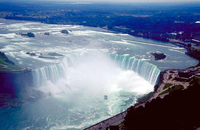 Niagara Falls. USA & Canada