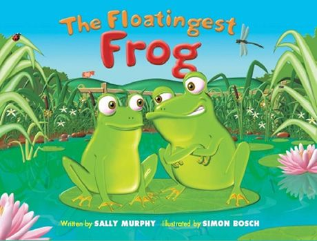 Using The Floatingest Frog in a year four classroom.