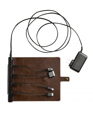 Roll-Up Travel Charger
