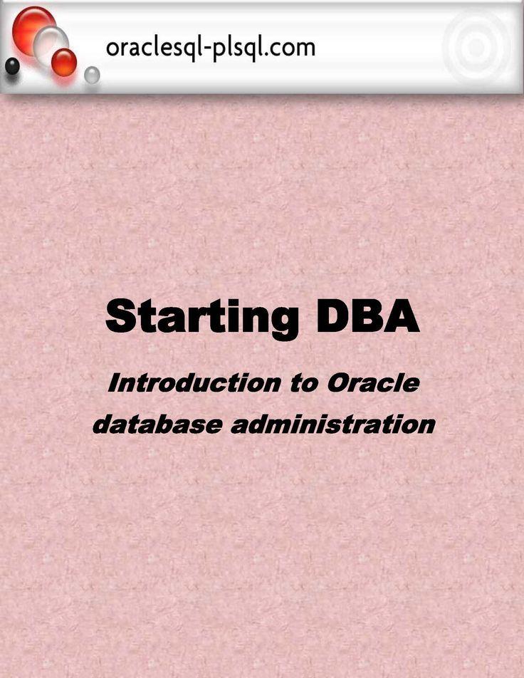 Articles on oracle database administrationRMAN Backup u0026