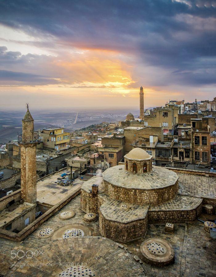 Mardin Turkey by nejdetduzen