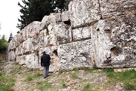 Who Built Pnyx Wall? F5ee3a757120f2f0fa3ca1650aed4bf4--ancient-mysteries-mama-mia