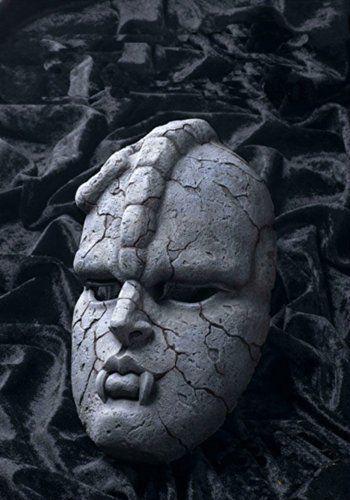 Gmasking Resin Jojos Bizarre Adventure Stone Mask Replica+Gmask Helmet Keychain Gmasking http://www.amazon.com/dp/B00KRWRC3E/ref=cm_sw_r_pi_dp_05BJwb0VQHEJ1