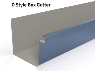 Commercial Box Gutters System Smacna Box Gutter Box Gutter Diy Gutters Gutters