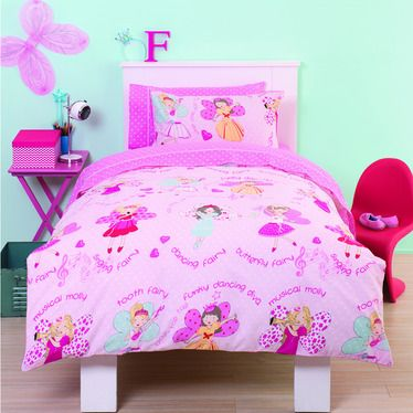 Christmas Cot Bed Duvet Set