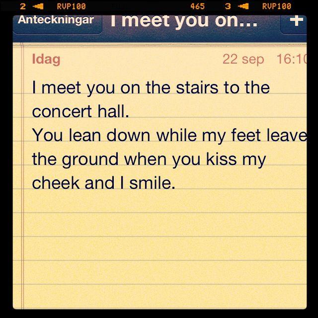 u kiss me