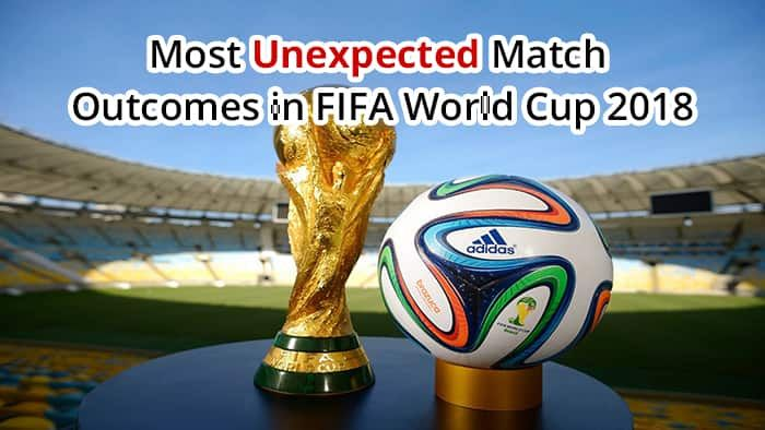3 Biggest Shocks in Fifa World Cup 2018| Global Assignment Help | Fifa 2014 world  cup, World cup 2014, World cup trophy