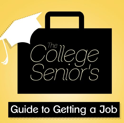 Finding that first perfect job after college is exciting—but it isn't always easy...