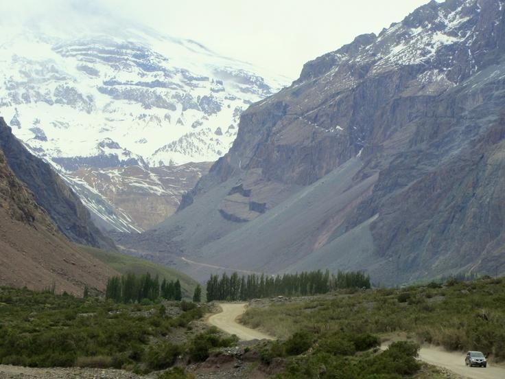 CAJON DEL MAIPO- CHILE