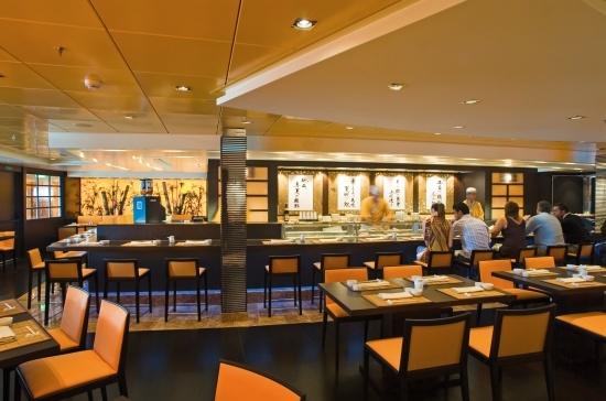 MSC Musica - Kaito Sushi Bar